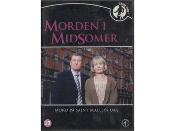 Morden I Midsomer 23: Mord På Saint Malleys Dag - 2001 - OOP - DVD - Bålsta - Morden I Midsomer 23: Mord På Saint Malleys Dag - 2001 - OOP - DVD - Bålsta