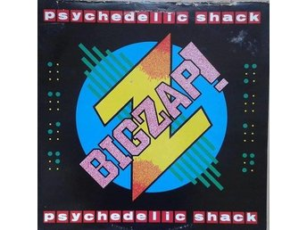 Big Zap!   titel*  Psychedelic Shack *Rock, Grunge, Acoustic 12