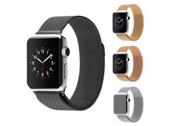 Apple Watch Stainless Steel Milanese Loop Armband