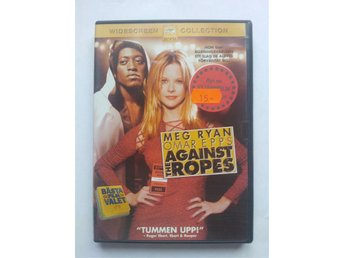 DVD - Against The Ropes