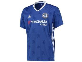 Chelsea Home Diego Costa#19/Hazard#10/Pedro#17 storlek L Premier Patch - Bangkok - Chelsea Home Diego Costa#19/Hazard#10/Pedro#17 storlek L Premier Patch - Bangkok
