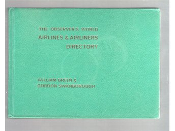Observer's World Airlines and Airliners Directory