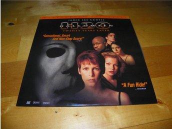Halloween H20 Twenty years later AC-3 Widescreen Laserdisc 1 - Säffle - Halloween H20 Twenty years later AC-3 Widescreen Laserdisc 1 - Säffle