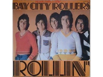 Bay City Rollers titel* Rollin* , Pop Rock, Rock & Roll Germany LP - Hägersten - Bay City Rollers titel* Rollin'* , Pop Rock, Rock & Roll Germany LP - Hägersten