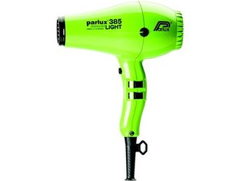 Parlux 385 Power Light 2150w 480g - Green