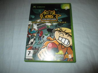 KIDS NEXT DOOR - OPERATION VIDEOGAME - XBOX