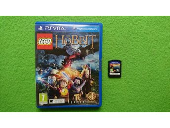 Lego The Hobbit Playstation Vita ps vita