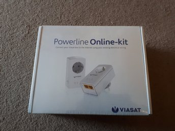 Powerline Online -kit , Ny i obruten förpackning!