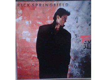 Rick Springfield title* Tao* Pop Rock, Synth-pop Germany LP