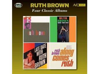 Brown Ruth: Four Classic Albums (2 CD) - Nossebro - Brown Ruth: Four Classic Albums (2 CD) - Nossebro