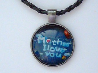 Mother I Love You Halsband / Necklace