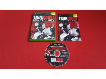 TRUE CRIME NEW YORK CITY till Xbox