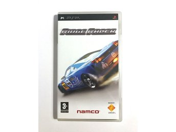 Ridge Racer – spel till Playstation Portable, PSP