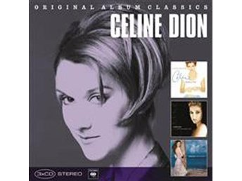 Dion Celine: Original album classics 1996-02 (3 CD)