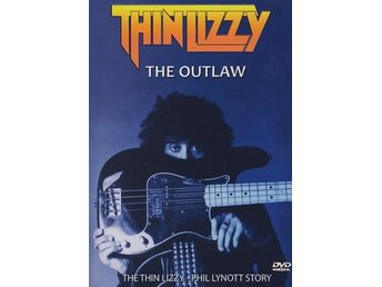Thin Lizzy: The outlaw (Dokumentär) (DVD)