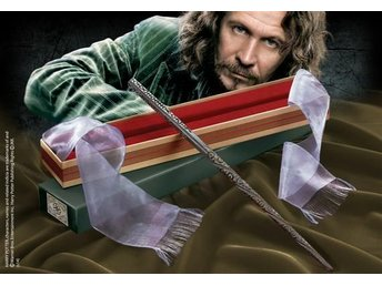 Harry Potter Sirius Black Trollstav Wand Noble Collection