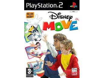 Disney Move - Playstation 2