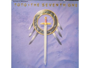 LP - Vinyl -Toto - The Seventh One - 1988
