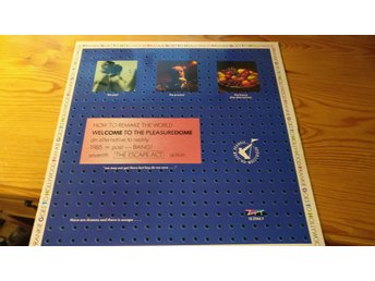 Frankie goes to Hollywood - Welcome to the pleasuredome 12""