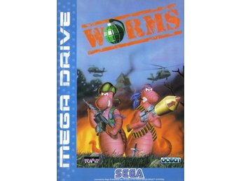 Worms - Megadrive