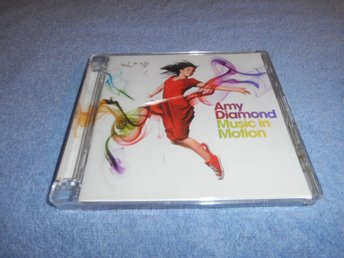 Amy Diamond - Music In Motion (CD) 2007
