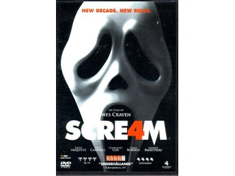 Scream 4 / DVD (Wes Craven)