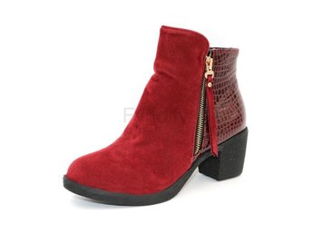 Dam Boots boot heels footwear shoes P16077 EUR Red 42