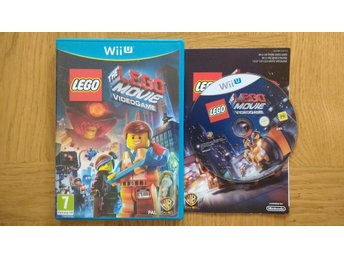 Nintendo Wii U: LEGO Movie the Game