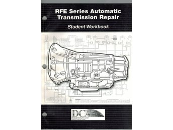 Chrysler + Dodge-Plymouth: RFE Series Automatic Transmission repair