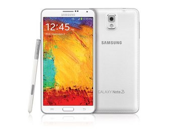 SAMSUNG Galaxy Note 3 32GB med garanti.