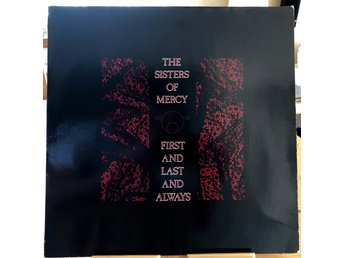 The Sisters Of Mercy – First And Last And Always, Merciful Release – MR 337L