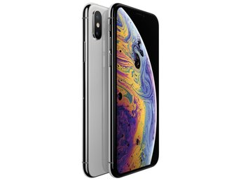 Super REA Apple iPhone XS 256GB Helt NY Olåst Silver