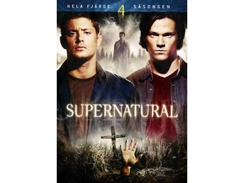 Supernatural / Säsong  4 (6 DVD)