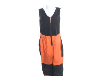 Cross Sportwear, Galonbyxor, Strl: 134, Orange