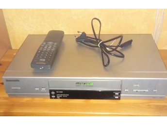PANASONIC NV-HV61 VCR VHS VIDEO RECORDER & PLAYER - FRAKTFRITT