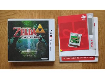 Nintendo 3DS: Zelda: A Link Between Worlds