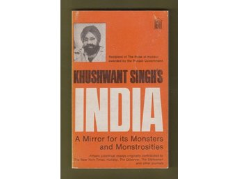 Khushwant Singh's India. A Mirror for its Monsters and ...