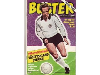 Buster  Nr:21-1984