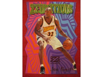 JOE SMITH - ZENSATIONS - 1997-98 Z-FORCE - UTAH JAZZ - BASKET