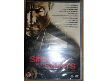 DVD--SINNERS AND SAINT--NY