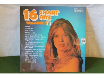 16 Greatest Hits Lp
