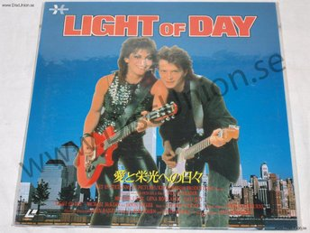 LIGHT OF DAY - JOAN JETT JAPAN LD