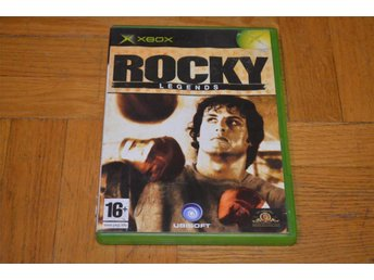 Rocky Legends - Xbox