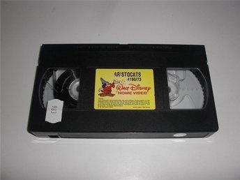 Aristocats - VHS - Västervik - Aristocats - VHS - Västervik