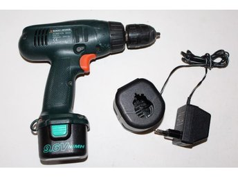 Black&Decker borrmaskin