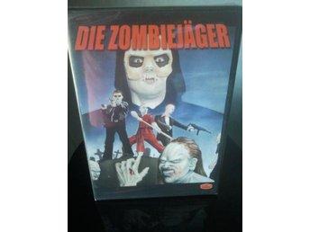 DIE ZOMBIEJÄGER Zombies/gore/splatter! OOP! - Tumba - DIE ZOMBIEJÄGER Zombies/gore/splatter! OOP! - Tumba
