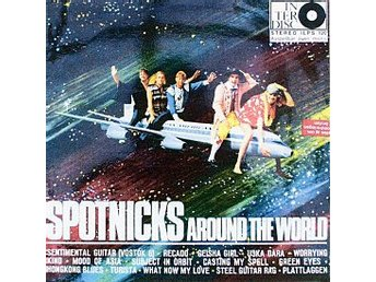 The Spotnicks Around the world