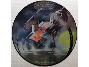 HAWKWIND 'Hall Of The Mountain Grill' picture-disc LP