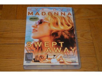 Swept Away ( Madonna Guy Ritchie ) 2003 - DVD