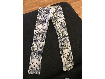 Leggings strl 128